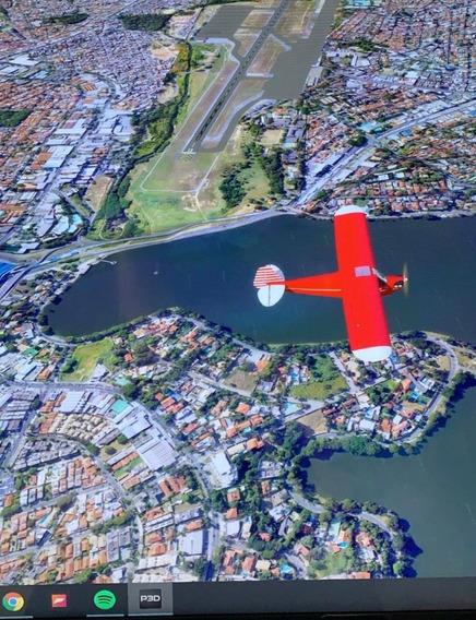 Cenários Fsx E Prepar3d - Mega Belo Horizonte X Fotoreal 4k