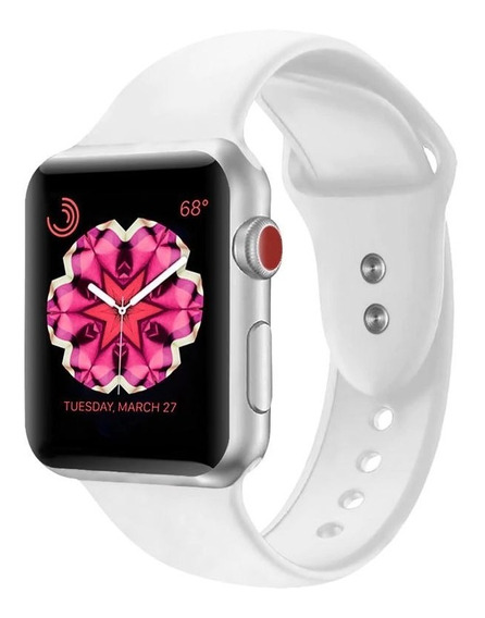Correa Extensible Silicon Iwatch Serie 1 2 3 4