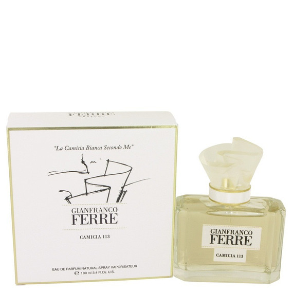Perfume Gianfranco Ferre Camicia 113 Feminino 100ml Edp - Original