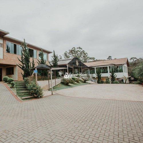 Imagem 1 de 24 de Chácara Com 9 Dormitórios À Venda, 6240 M² Por R$ 3.021.000,00 - Jardim Pedra Branca - Santa Isabel/sp - Ch0011