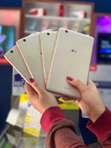Imagen 1 de 1 de Tablet LG G Pad X 8.0 16gb 8 Pulgadas