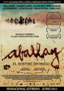 Aballay, El Hombre Sin Miedo. Dvd Original