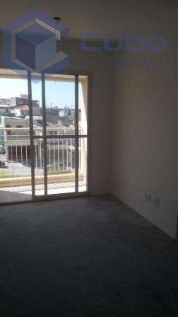 Apartamento Com 3 Dormitórios À Venda, 60 M² Por R$ 352.000 - Vila Ema - São Paulo/sp - Ap1207