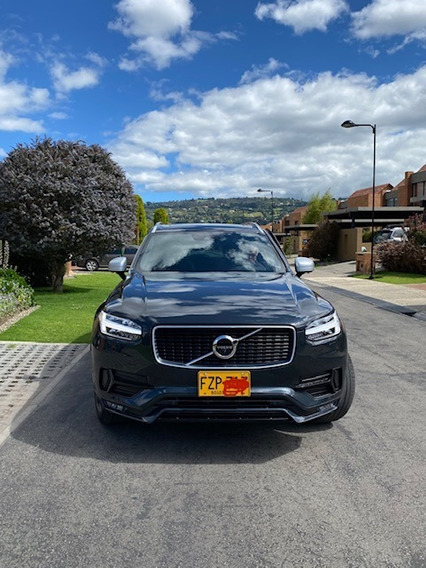 Volvo Xc90 R Design - Polestar
