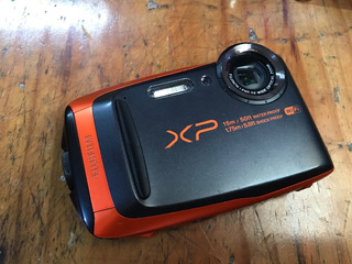 Gecel Cámara Fujifilm Finepix Xp90 Negra A Prueba De Agua