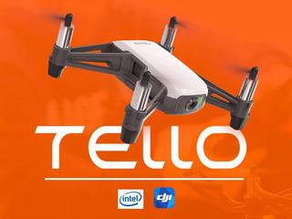Ryze Tello - Selfie Drone (caja Sin Abrir)