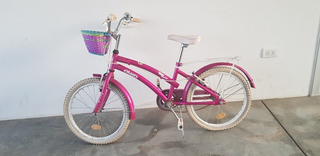 Bicicleta Olmo Nena R20