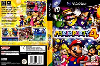 Mario Party 4 Gamecube + Emulador Pc