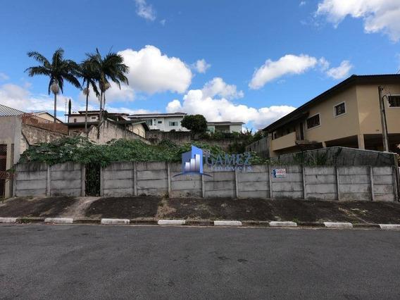 Terreno À Venda, 610 M² Por R$ 360.000 - Nova Gardênia - Atibaia/sp - Te0542