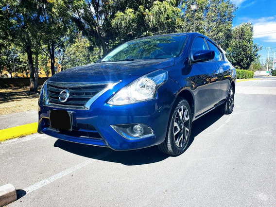 Nissan Versa 1.6 Advance Mt 2019