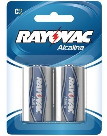 Pilha Rayovac Alcalina Med Cart C/2 Atc 700
