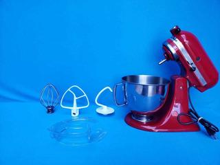 Batidora Kitchenaid Artisan Color Rojo