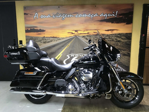 Harley Davidson Electra Glide Ultra Limited 2014 Com 800km