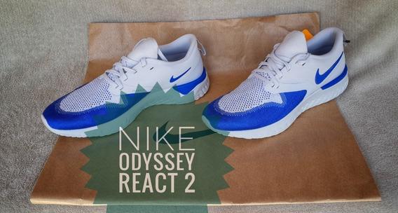 Nike Odyssey React 2 Original Novo Amortecimento