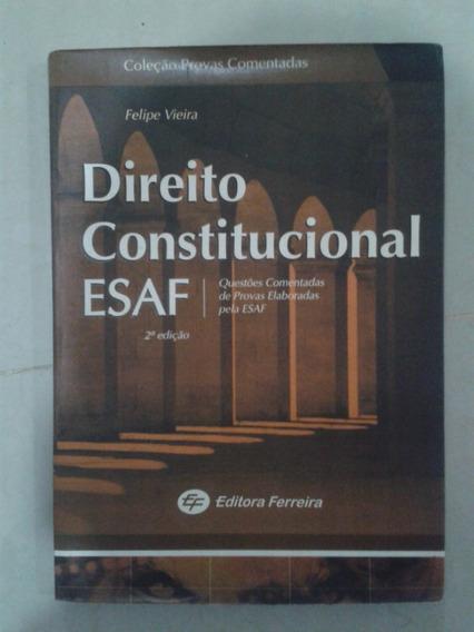 Direito Constitucional Esaf (questões Comentadas)