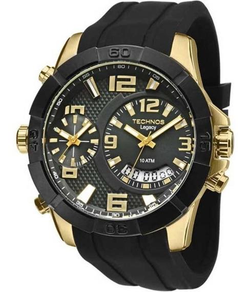 Relógio Masculino Technos Analógico T205fj8p Garantia +nf