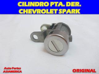Cilindro Puerta Derecha Chevrolet Spark Original