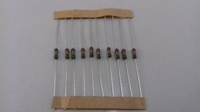 Resistor Precisão 154k 1/4w 1% Lote 10 Peças