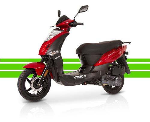 Kymco Agility 125 0km No Suzuki An 125 En Stock