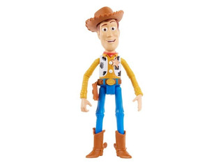 Toy Story 4 - Woody Parlante - Mattel Bestoys