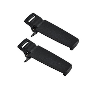 2 X Back Clip For Walkie Talkie Tyt Dp 290 Md 280 Md 380 Dm