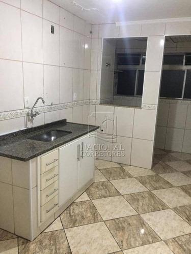 Imagem 1 de 23 de Apartamento Com 2 Dormitórios Para Alugar, 50 M² Por R$ 1.100,00/mês - Conjunto Residencial Sitio Oratório - São Paulo/sp - Ap10950