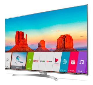 Smart Tv Lg 50 Pulgadas Hdr 4k Uhd Quad Core Web Os Miracast