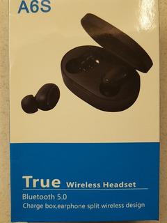 Auricular Airdots Bluetooth Mi True Wireless Earbuds