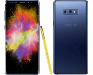 Celular Samsung Galaxy Note 9 N960u Lte 512gb + Sd 512gb Amv