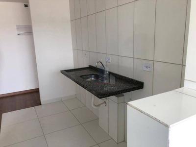 Apartamento Com 2 Dormitórios Para Alugar, 53 M² Por R$ 1.000/mês - Vila Nossa Senhora Das Vitórias - Mauá/sp - Ap0319