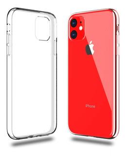 Carcasa iPhone 11 Estuche Flexigel Transparente Ultradelga