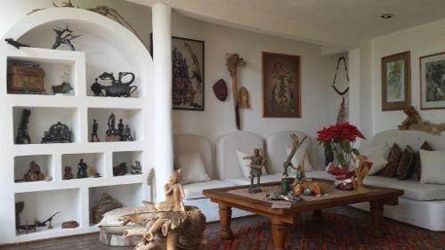 Bonita Casa En Venta En Conjunto Las Mariposas Tepoztlán