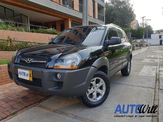 Hyundai Tucson Gl Mt 2000cc 4x2 Full Equipo