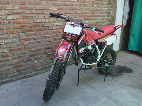 Vendo Honda Cr 80!!