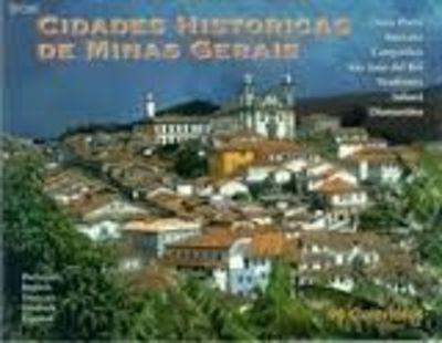 Cidades Históricas De Minas Gerais - 98 Colorfotos