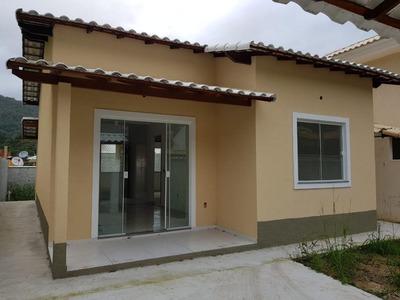 Casa Em Rio Do Ouro, São Gonçalo/rj De 70m² 2 Quartos À Venda Por R$ 229.000,00 - Ca213136