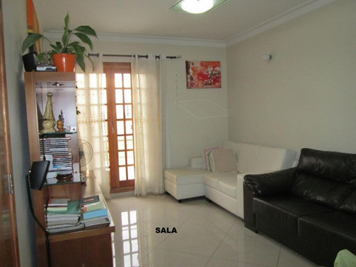 Sobrado Residencial À Venda, Vila Prudente, São Paulo. - So1395