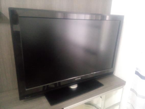 Tv Philips 42pfl5332/78 Em Perfeito Estado De Funcionamento