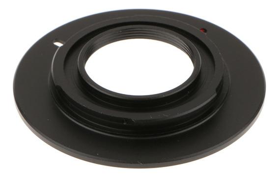 Adaptador Para Monte Câmera Para Lente C - Monte Para Micro
