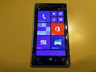 Nokia Lumia 925 Liberado Astillado Sin Wifi
