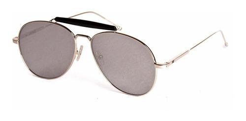 Anteojos Sol Lentes Infinit Clip - Silver.silver