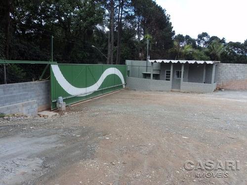 Imagem 1 de 5 de Galpão Industrial Para Venda E Locação, Cooperativa, São Bernardo Do Campo - Ga1101. - Ga1101
