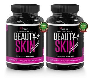 Beauty Skin 1 Pote 60 Caps - 100% Natural E Original