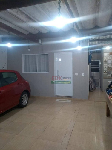 Imagem 1 de 18 de Casa Com 2 Dormitórios À Venda, 120 M² Por R$ 250.000,00 - Jardim Das Bandeiras - Mogi Das Cruzes/sp - Ca4613
