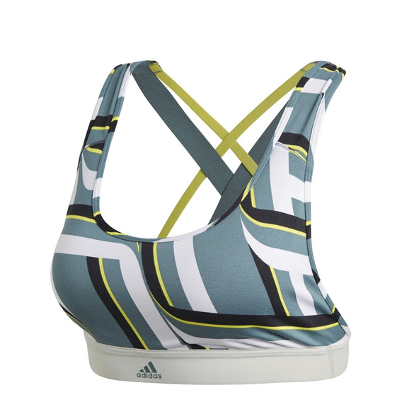 Top adidas Training Estampado Dont Rest X Mujer