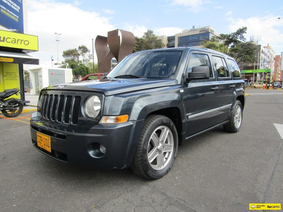 Jeep Patriot Limited Mt 2400
