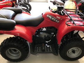 Cuatriciclo Yamaha Big Bear 250 250cc Usado 2009 Impecable!
