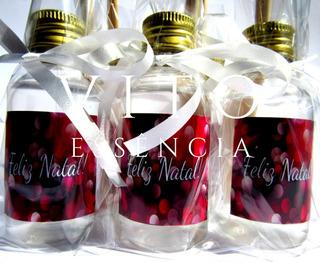 35 Lembrancinhas De Natal Mini Difusores Aromatizadores