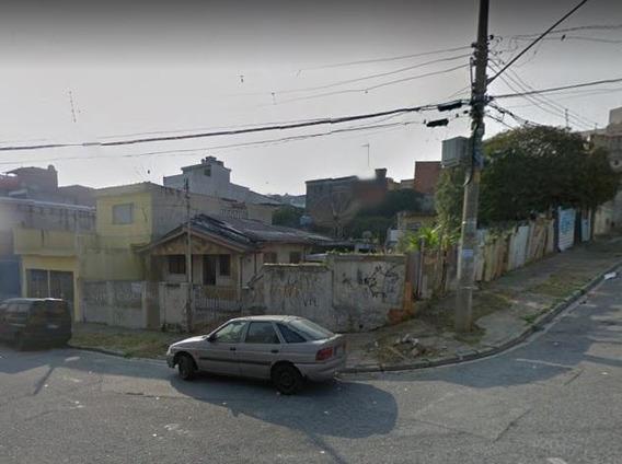 Terreno Residencial À Venda, Vila Alzira, São Paulo. - Te0282