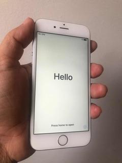 iPhone 6s Prata, 32gb, Zerado.